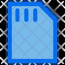 Memory Card Memory Card Icon
