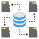 Data Backup Database Icon