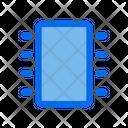Memory Chip Microchip Memory Icon