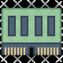 Memory slot Icon