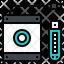 Memory Storage Icon