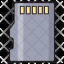 Sd Memorycard Chip Icon