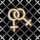 Men Sign Icon