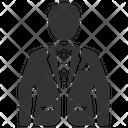 Men Suit Icon
