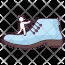 Sneaker Mens Shoe Formal Shoe Icon