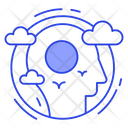 Mental Clarity Directness Coherency Icon