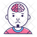 Mental Disease Brain Mental Icon