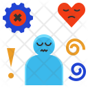 Mental Disorder Icon