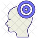 Adhd Mental Health Disorder Icon