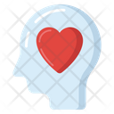 Brain Health Mental Health Brain Activity Icon