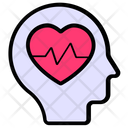 Mental Health Human Health Romance Icon