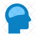 Mental Health Mind Head Icon