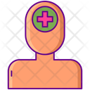 Mental Health Psychological Mental Disorder Icon