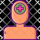 Mental Health Psychological Mental Disorder Icon