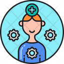 Mental Health Mental Checkup Checkup Icon