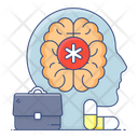 Brain Health Mental Health Mental Clarity Icon