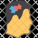 Mental Health Aromatherapy Mental Fitness Icon