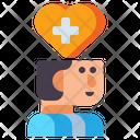 Mental Health Human Health Psychology Icon