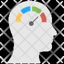 Mental Performance Head Icon