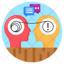 Autism Process Mental Process Social Interaction Icon