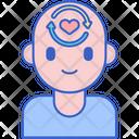 Mental Transformation Icon