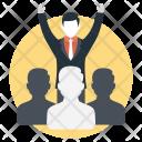Mentorship Guidance Coaching Icon