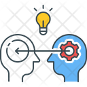 Mentoring Coach Exchange Icon