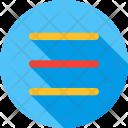 Menu List Navigation Icon