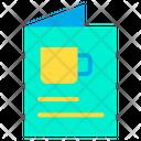 Cafe Menu Cafe Menu List List Icon