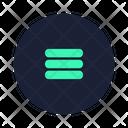 Menu Navigation Web Navigation Icon