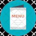 Menu Restaurant Item Icon