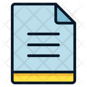File Menu Select Icon
