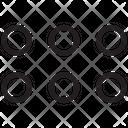 Menu Round Menu Grid Menu Icon