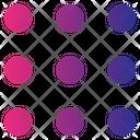 Menu Grid Menu Candy Box Menu Icon