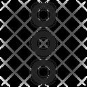Menu Option More Icon