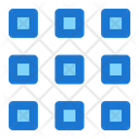 Menu Web App Icon