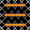 Menu Hamburger Option Icon