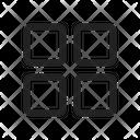 Grid View Menu Icon
