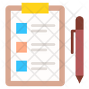 Book Cafe Notebook Icon