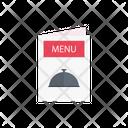 Menu Restaurant Dishes Icon