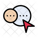 Menu Option Arrow Icon