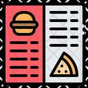 Menu Open Menu List Icon