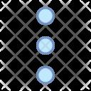 Menu Vertical Icon