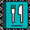 Menu Knife Fork Icon