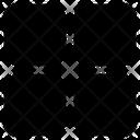 Menu Grid Open Menu Icon
