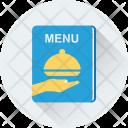 Menu Card Food Icon