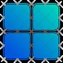 Menu Open Menu Smart Grid Icon