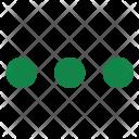 Additional Menu Dots Icon