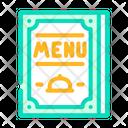Menu Food Menu Restaurant Menu Icon