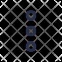 More Dots Menu Icon